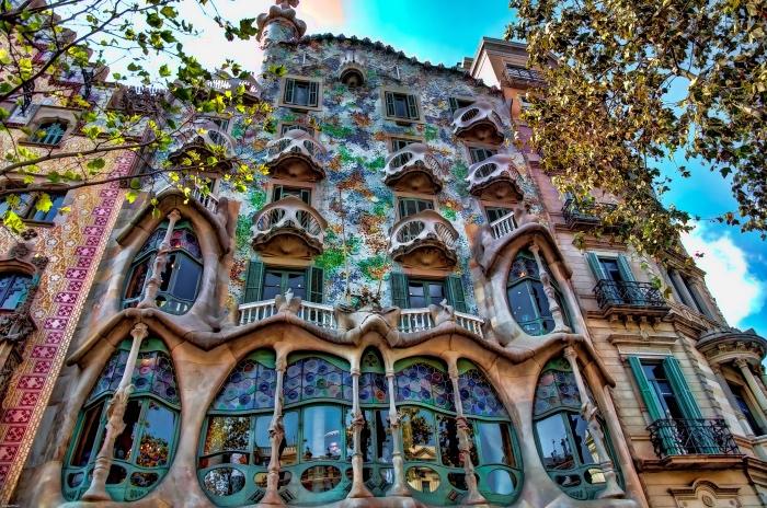 Antoni Gaudi | Casa Batllo