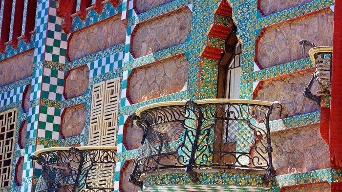 Antoni Gaudi | Casa Vicens