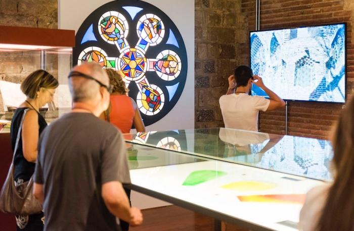 Barcellona   Gaudi Exhibition Center