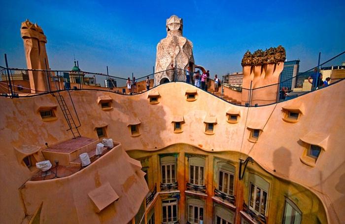 Antoni Gaudi | Casa Mila