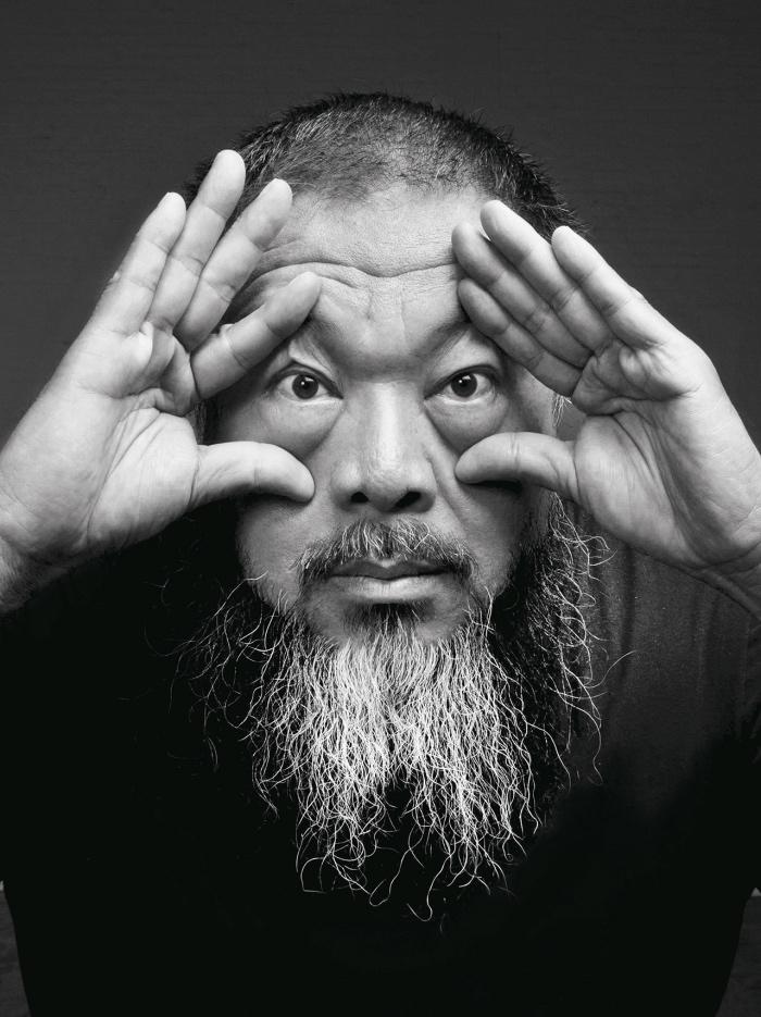Ai Weiwei | portrait