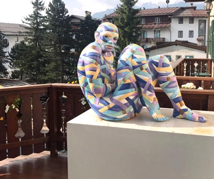 Rabarama | scultura