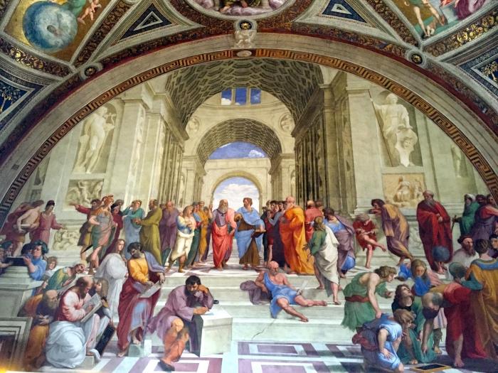 stanze raffaello | musei vaticani