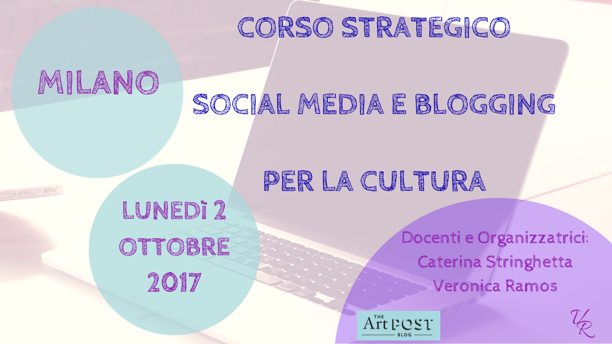 Corso Strategico Social Media e Blogging - Milano