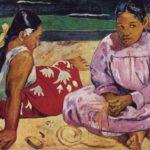 Paul Gauguin | donne tahitiane