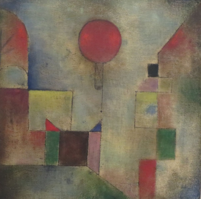 Paul Klee | Palloncino rosso