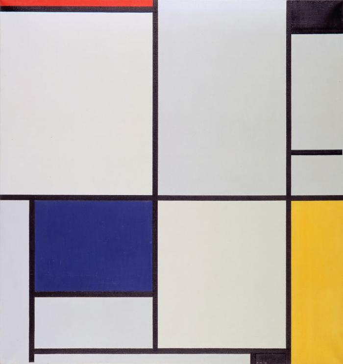 Piet Mondriaan | Tableau