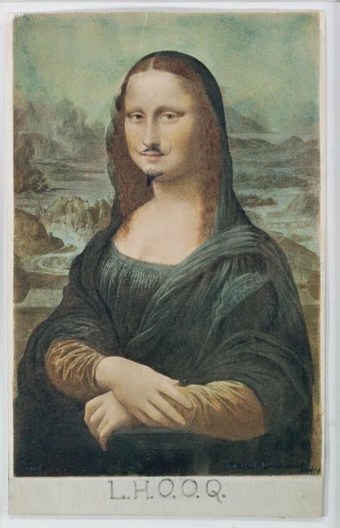 Gioconda | Duchamp