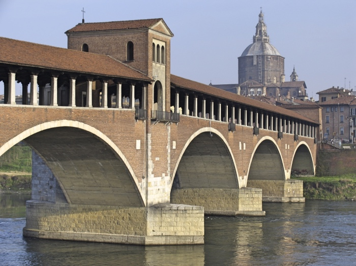Pavia | ponte sul Ticino