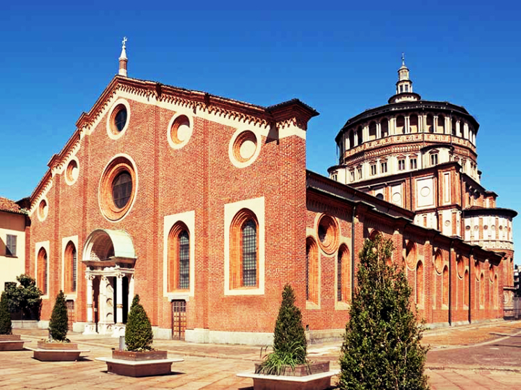 Santa Maria delle Grazie | Milano