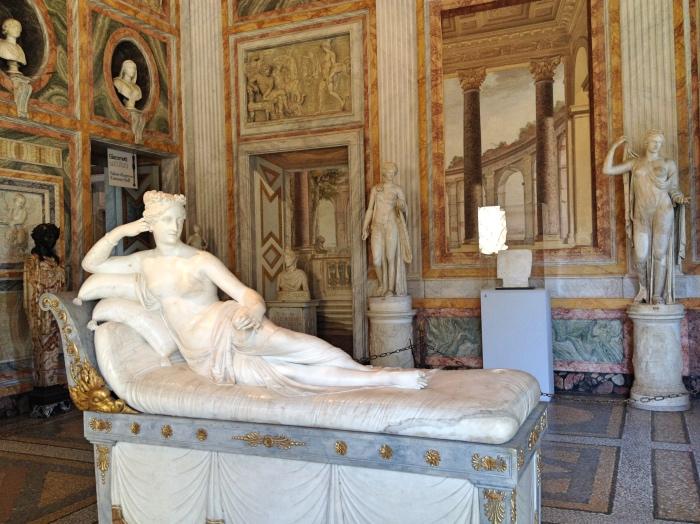 Antonio Canova | Paolina Borghese