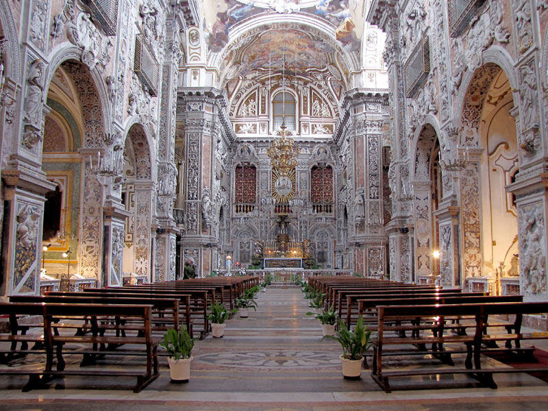 Chiesa di Santa Caterina | chiese Palermo