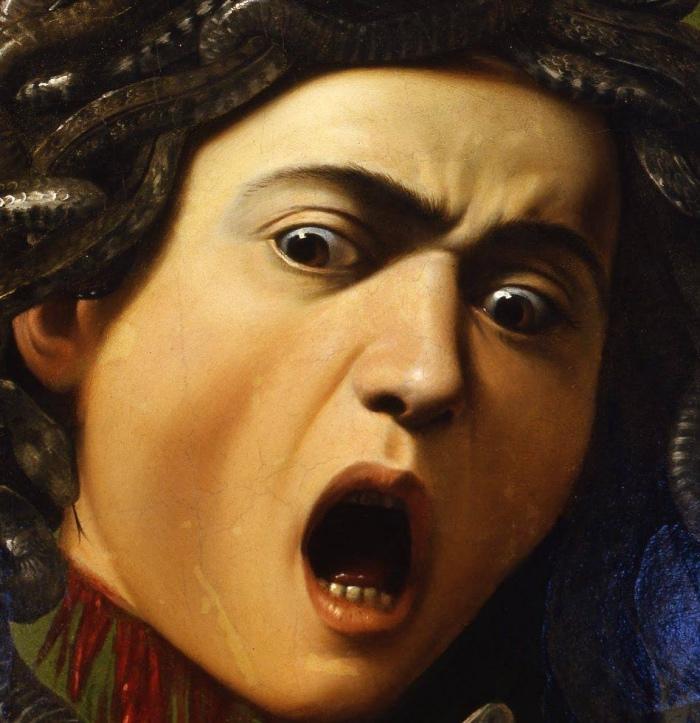 Medusa | Caravaggio