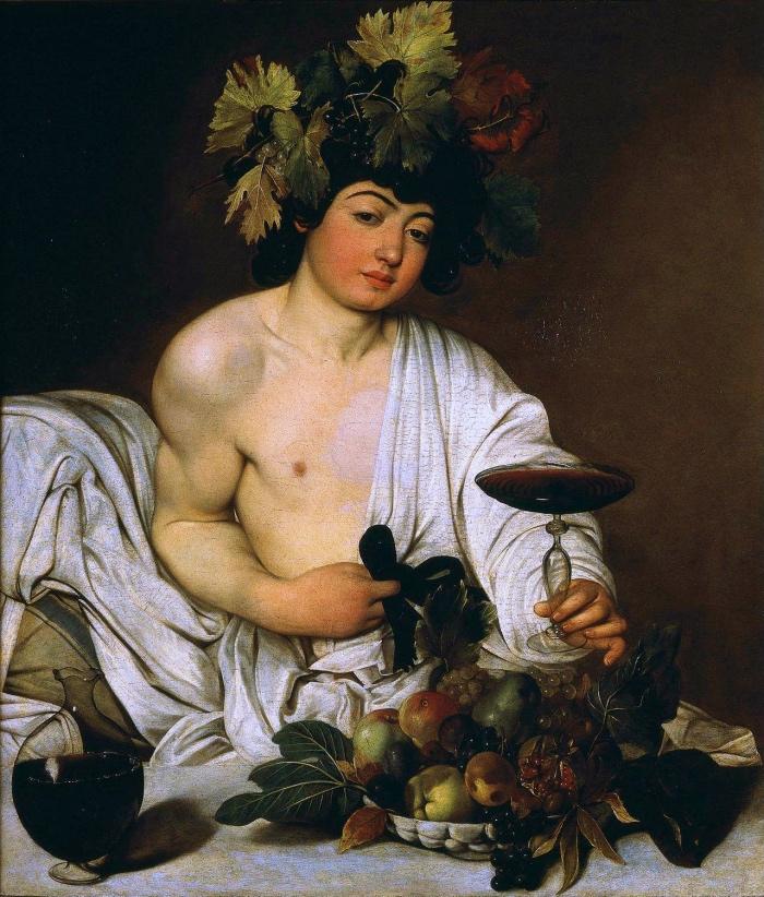 Bacco | Caravaggio