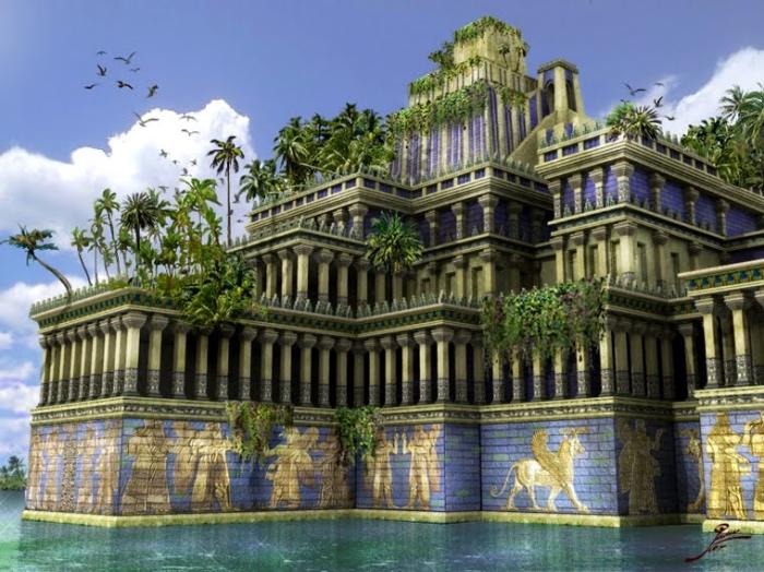 giardini babilonia