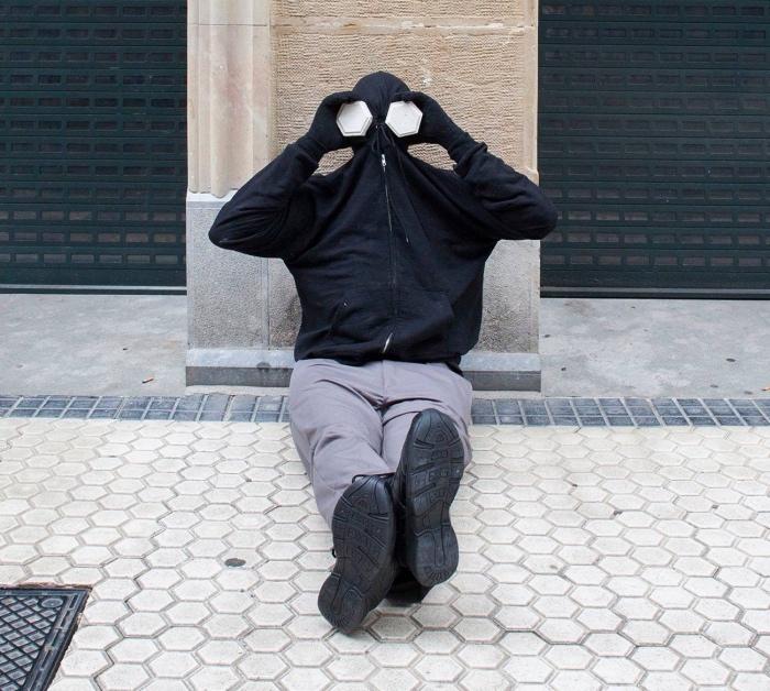 Mark Jenkins | arte contemporanea