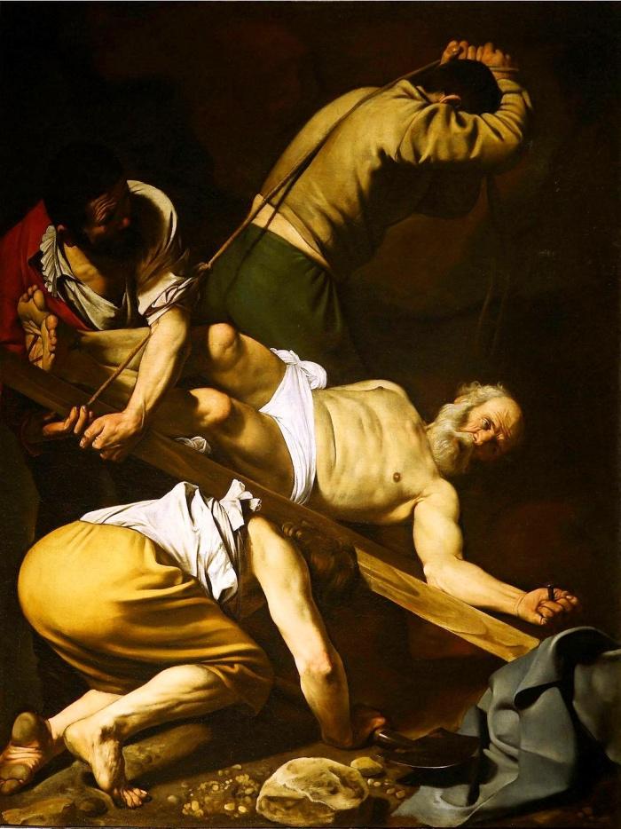 Crocefissione di San Pietro | Caravaggio