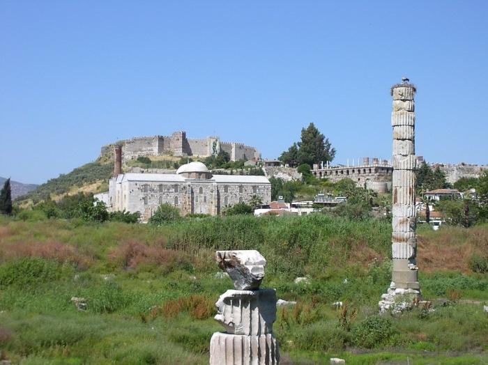 tempio artemide | Efeso