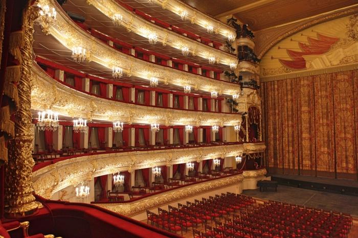 Teatro Bolshoi | Mosca