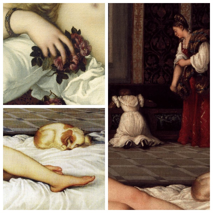 Tiziano Vecellio | Venere di Urbino