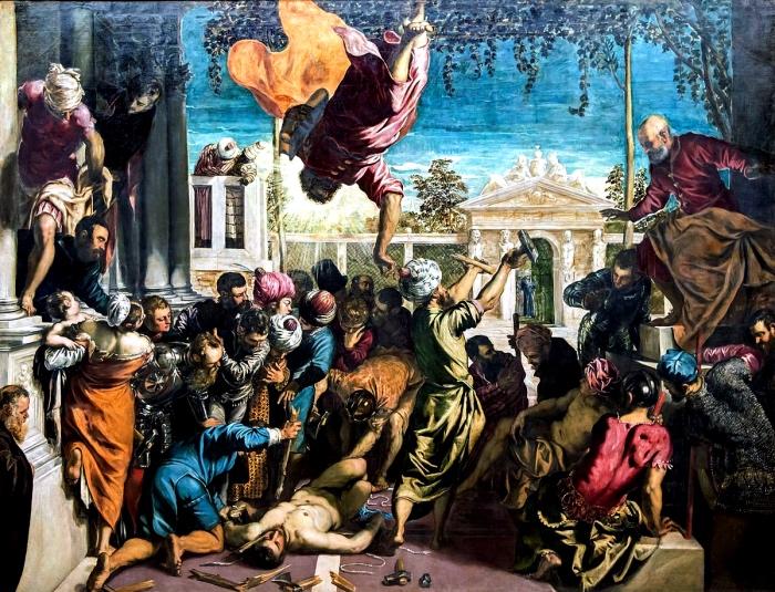 Tintoretto | Miracolo di San Marco