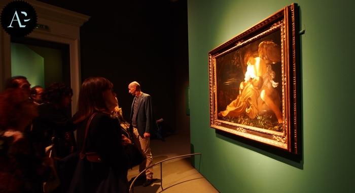 Caravaggio | san Francesco