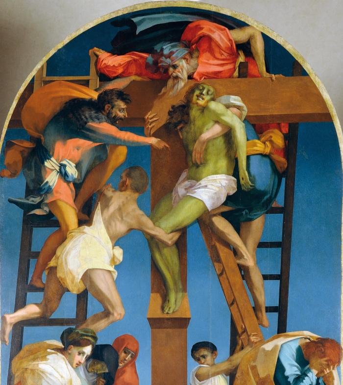 Rosso Fiorentino | Deposizione di Volterra