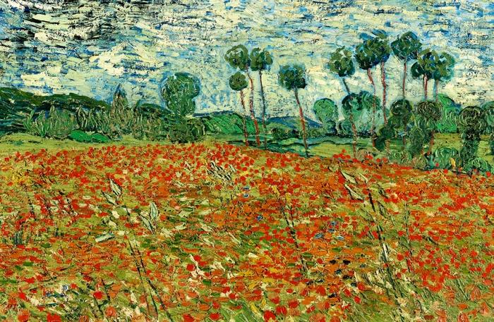 Vincent van Gogh | Campo di papaveri