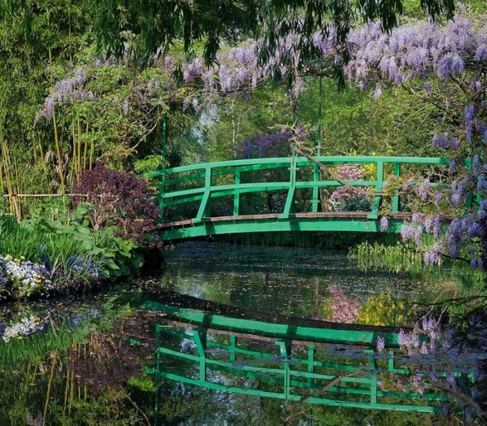 ponte giapponese | Giverny