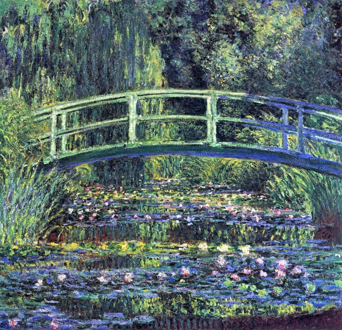 ponte Giverny | Monet