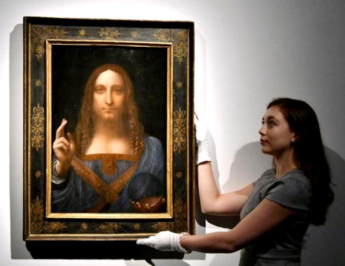 Devinci S Painting Auction