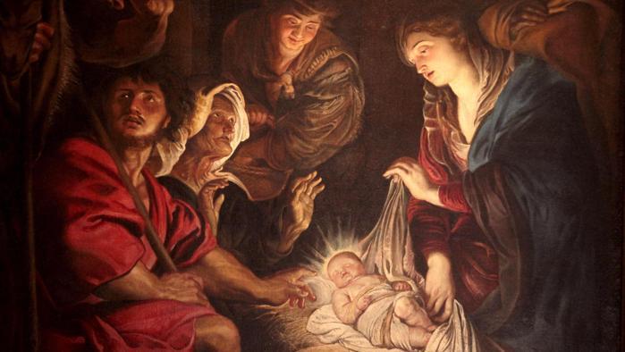 Adorazione dei Pastori | Rubens