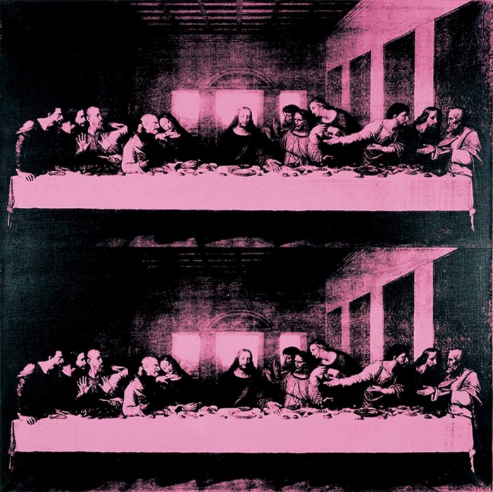 Andy Warhol | The Last Supper