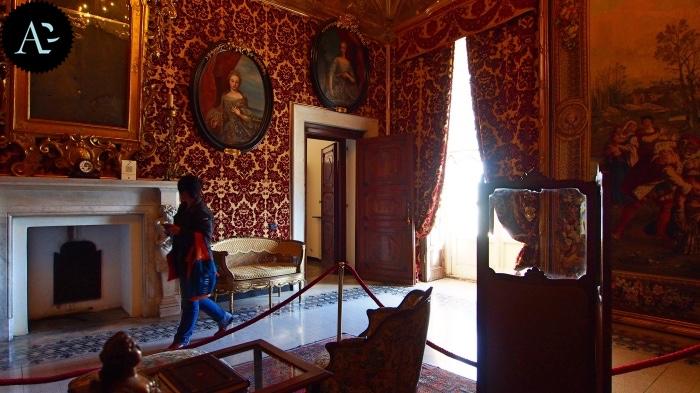 Villa del Principe - Interni