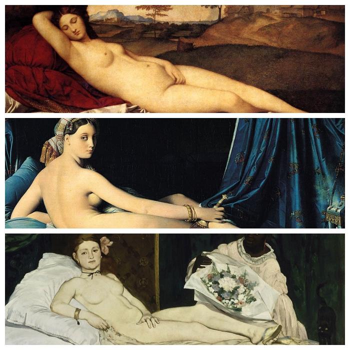 Venere Tiziano ispirazioni