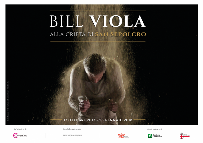 Bill Viola | Cripta di San Sepolcro