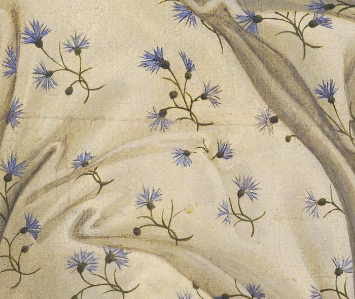 Botticelli Venere | fiori