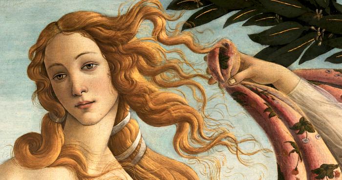 Venere Uffizi | Botticelli