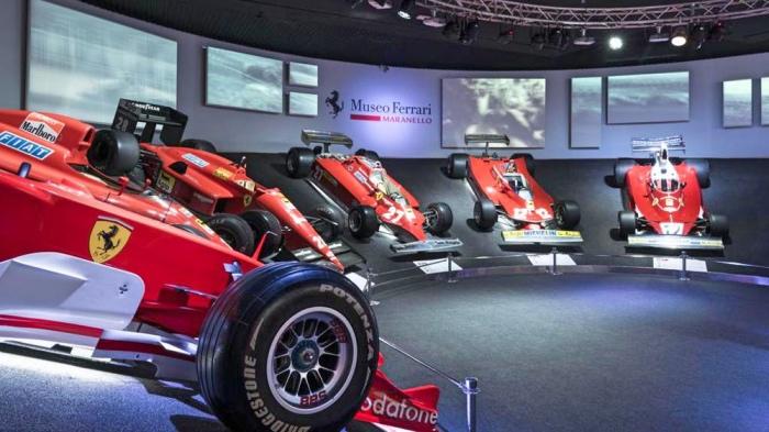 Museo Ferrari | musei Maranello
