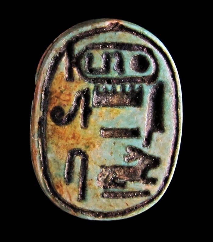 Scarabeo | regina Hatshepsut