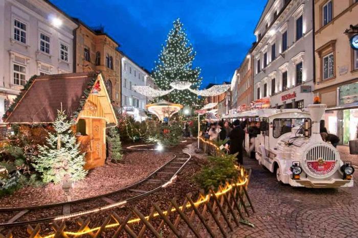 Villach Natale