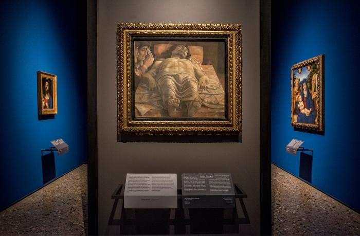 Mantegna | Pinacoteca di Brera