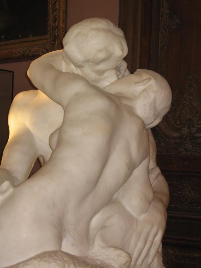 Auguste Rodin | il bacio