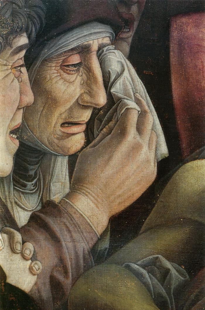 Andrea Mantegna | Cristo morto