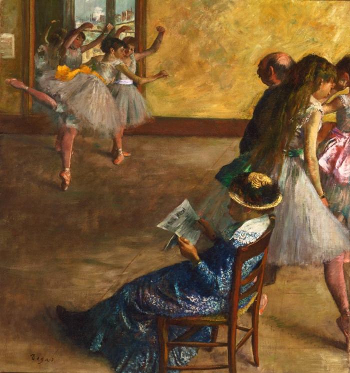Edgar Degas | The Ballet