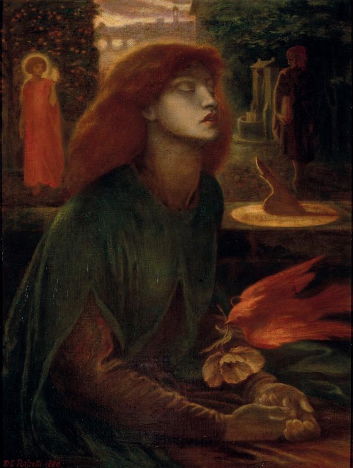Dante Gabriel Rossetti | Beata Beatri