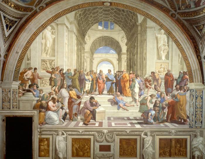 Scuola di Atene | Raffaello