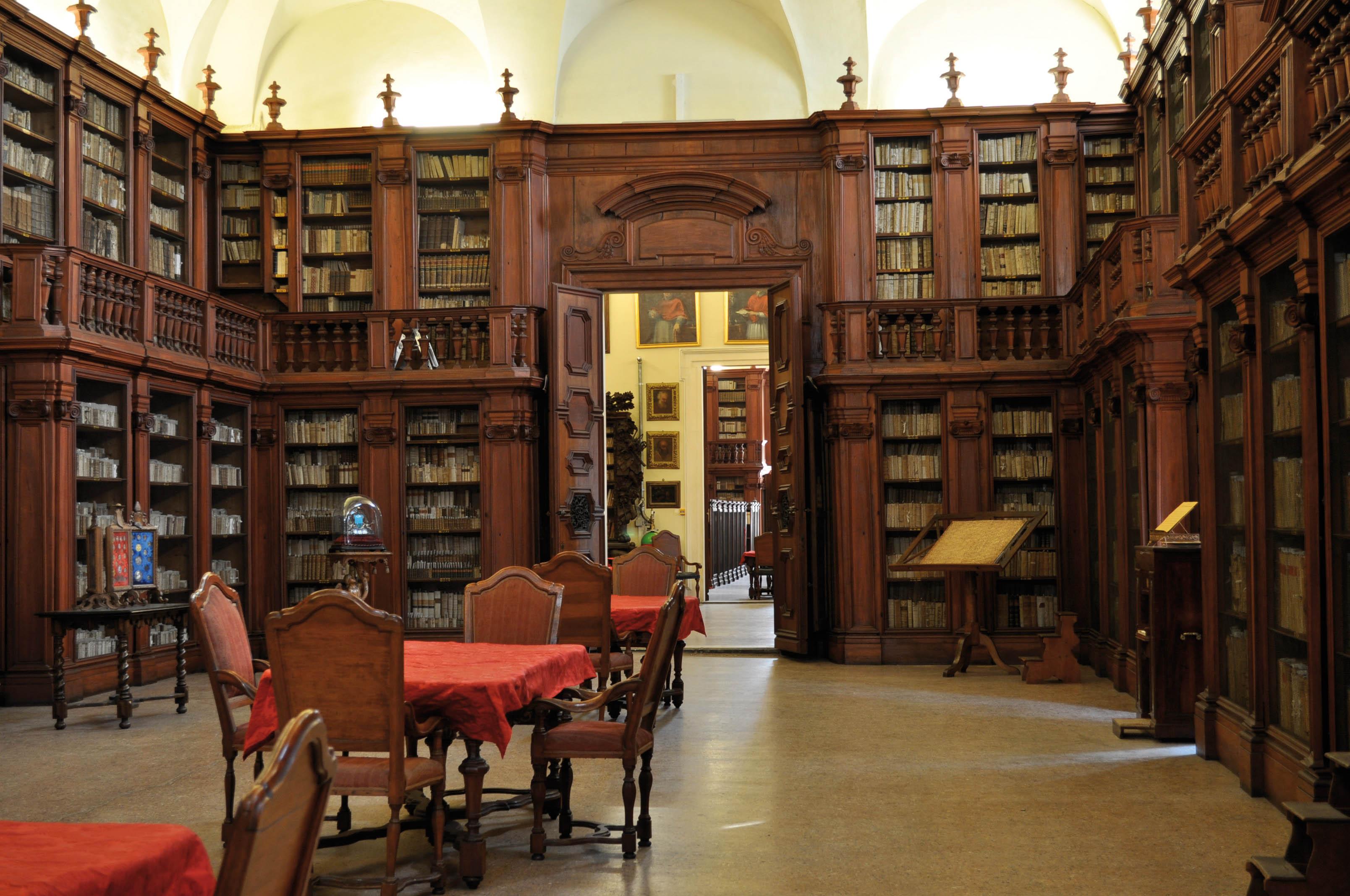 Biblioteca Seminario | biblioteche Padova