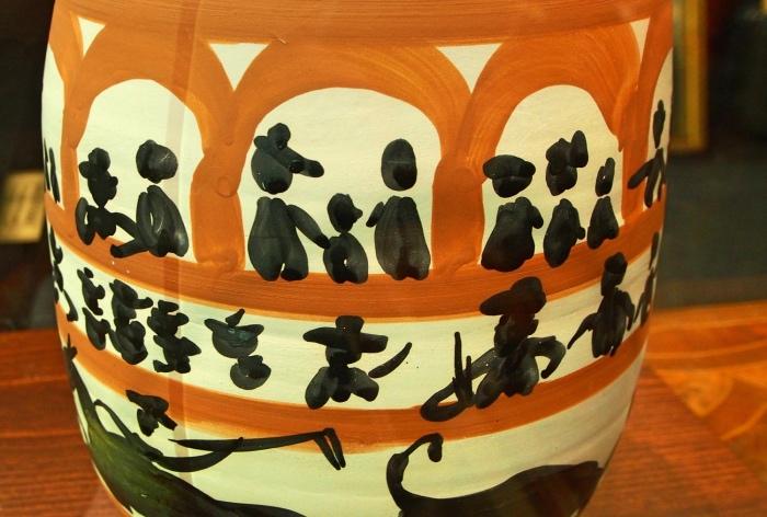 ceramica Picasso | Mercanteinfiera