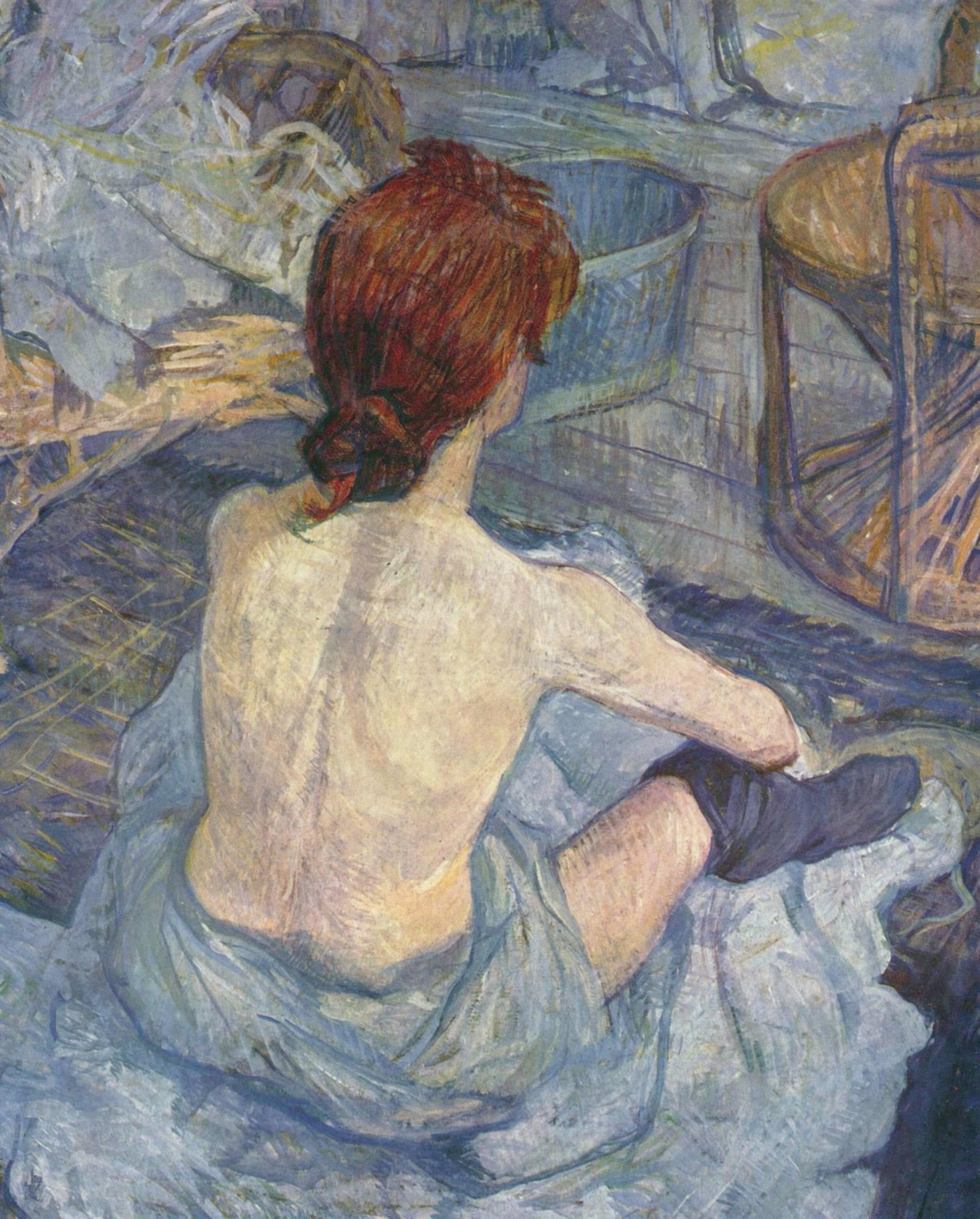 Art De L Ame Toulouse toulouse-lautrec' s works: the most beautiful masterpieces